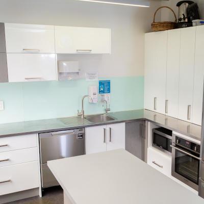 Basestation ground floor kitchen