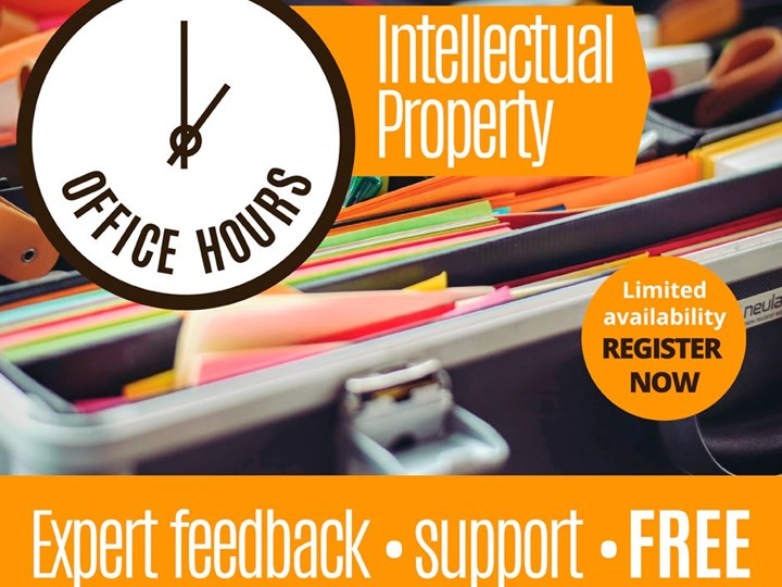 Office Hours Intellectual Property with James & Wells