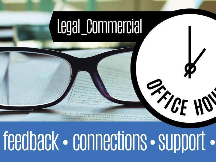 Office Hours Legal with Mackenzie Elvin