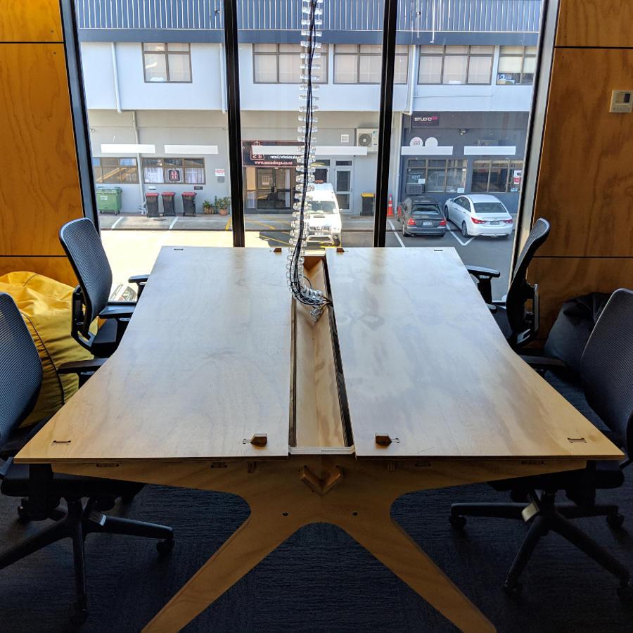Quad Desk